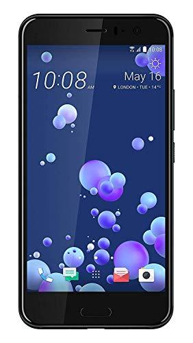 HTC U11 Smartphone portable débloqué 4G (Ecran: 5,5 pouces - 64 Go - Nano-SIM - Android) Noir