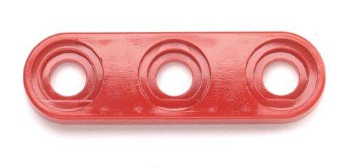 Pomona 4614-0 Polycarbonaat Triple Montage Base voor Miniatuur Banaan Jack, 1.38