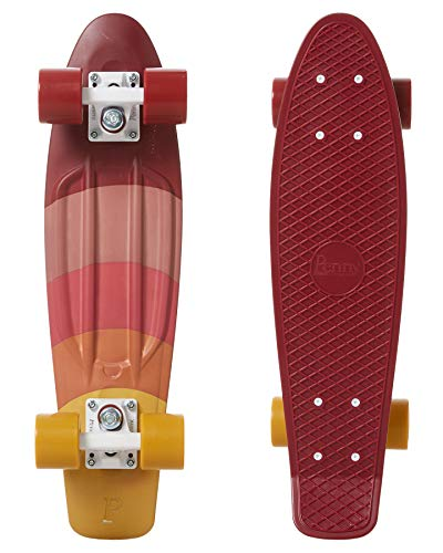 Penny Australia, 22 Inch Rise Penny Board, The Original Plastic Skateboard