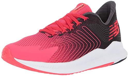 New Balance Men's FuelCell Propel V1 Running Shoe, Energy Red/Black, 7 M US