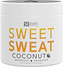 Sweet Sweat Coconut 'Workout Enhancer' Topical Gel - XL Jar (13.5oz)