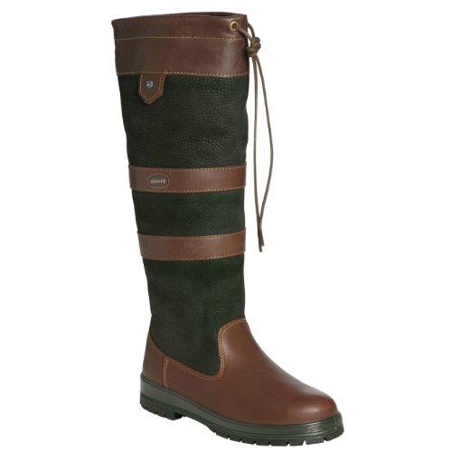 Dubarry Galway, Dry Fast - Dry Soft Leder, Black/Brown, Gore-Tex Ausstattung 3885-12 Größe: 40