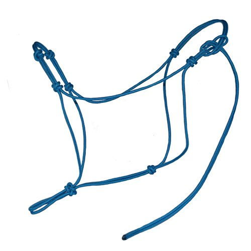 4 Knot Horse Rope Training Halter - 3/16
