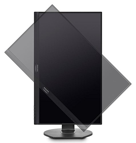 Philips 271S7QJMB - 27 Zoll FHD Monitor, höhenverstellbar (1920x1080, 60 HZ, VGA, HDMI, DisplayPort) schwarz