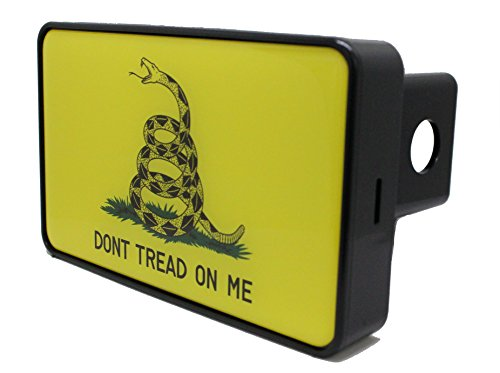 Bright Hitch - Don't Tread on Me Hitch Cover