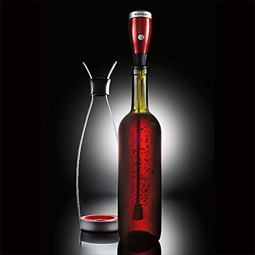 Aero Wine Aerator - Stainless by aero