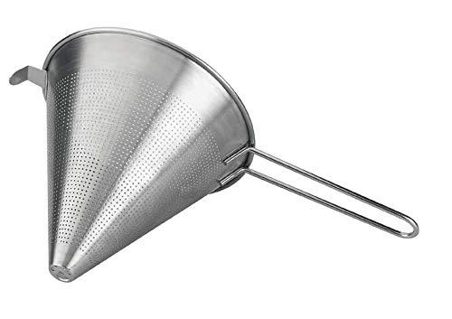 Lacor Colador Chino Varilla, Acero Inoxidable, Plateado, 16 cm
