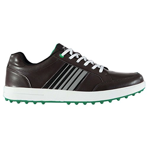 Slazenger Hombre Casual Golf Shoes Marrón 42