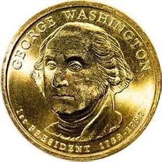 2007-P George Washington Presidential $1.00 Coin - First President (1789-1797)