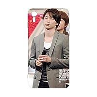 ARASHI 嵐 櫻井翔Phone Case for iphone XR黄変を防ぐための落下防止と耐摩耗性のある携帯電話ケース保護シェル iPhone Casestyle1iphone XR