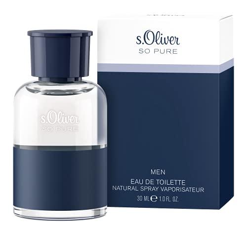 S.Oliver > So Pure Men Eau de Toilette Nat. Spray 30 ml