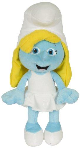 "Movie The Smurfs 13.5"" Plush Figure Doll - Smurfette"