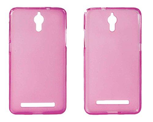 caseroxx TPU-Hülle für Coolpad Porto S E570, Handy Hülle Tasche (TPU-Hülle in pink)