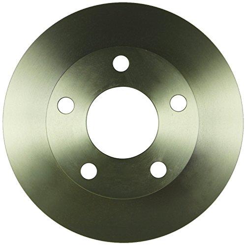 Bosch 14010013 QuietCast Premium Disc Brake Rotor For Audi: 1992-94 100, 1992-94 100 Quattro, 1995-04 A6, 1995-98 A6 Quattro; Volkswagen: 1998-05 Passat; Rear