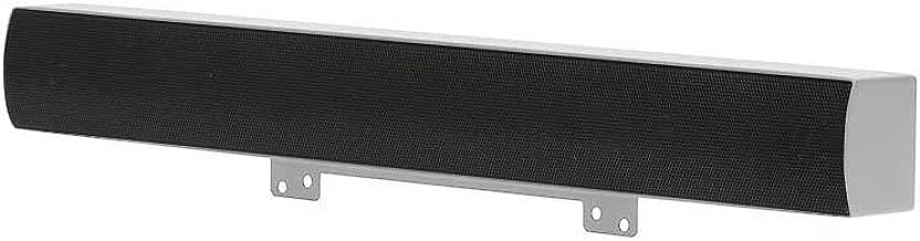 SunBriteTV All-Weather 20 WATT Sound Bar for 43-Inch Signature Outdoor TV - SB-SP472-SL Silver