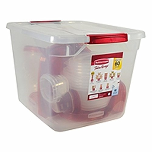 Product of Rubbermaid TakeAlongs 60-Pc. Food Container Set - Food Storage [Bulk Savings]