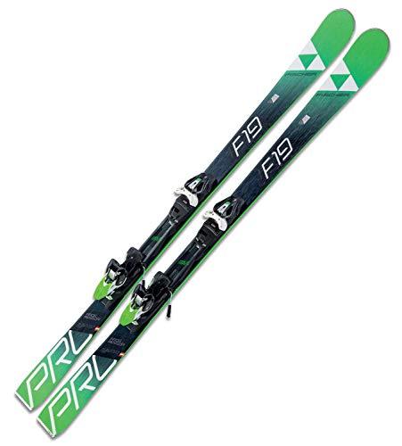 Fischer Ski Progressor F19 Ti 177cm On Piste Rocker + Bindung RSX Z12