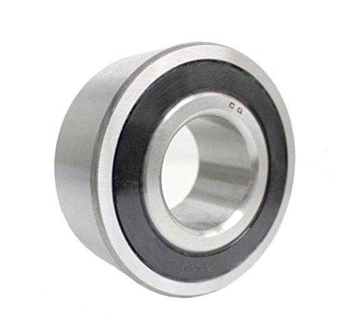 3200 2RS / 3200RS Schrägkugellager zweireihig 10x30x14 mm/glasfaserverstärkter Polyamidkäfig (TN) / Industriequalität