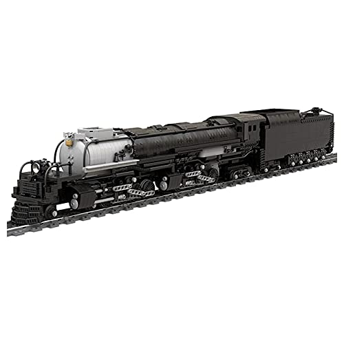 Union Pacific 4014 with Motors, Simulation Train Building Blocks for Gifts, Building Bricks Kit Model Set Toy for Family Decoration Party Birthday Festival and Holiday(2938 Pieces)