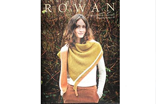 Rowan Knitting and Crochet Magazine 68, Fall 2020