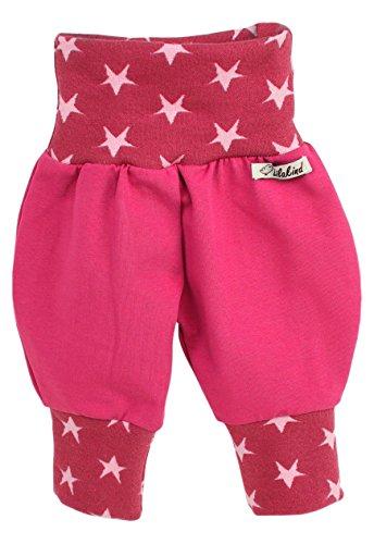 Annsfashion - Pantalon - Bébé (fille) 0 à 24 mois - Rose - 86 cm/92 cm
