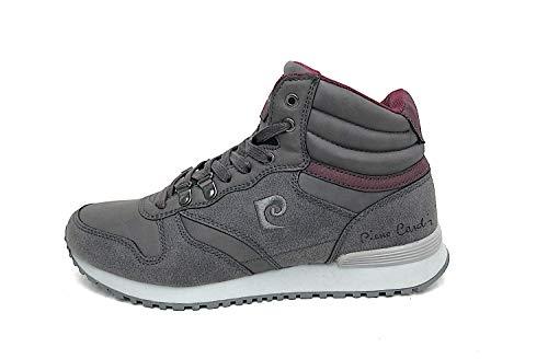 Pierre Cardin Zapatillas altas Cód. PC523 col. gris