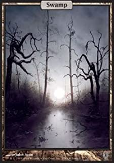 Magic: the Gathering - Swamp - Unhinged - Foil