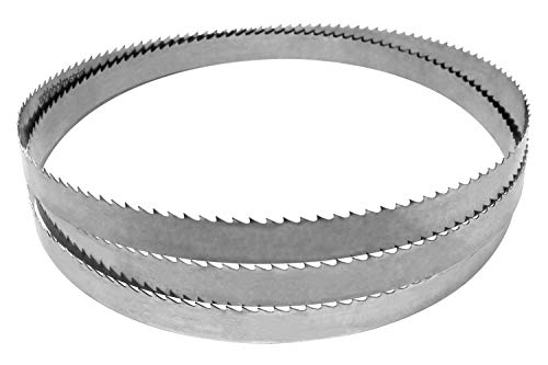 PAULIMOT Sägeband aus Uddeholm-Stahl für MJ14, 2560 x 25 x 0,5 mm, 4 Zpz
