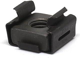 C8041-8-4 Tinnerman Style J-Type Spring Nuts//Steel//Black Phos//2,000 Pc Carton #8