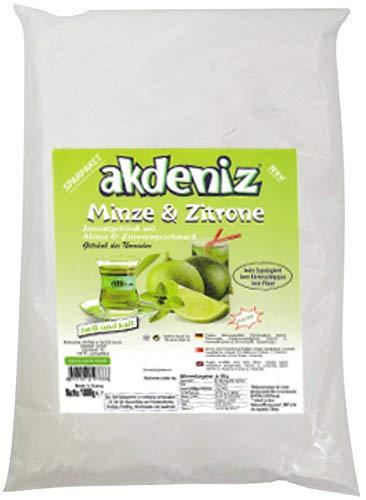 Akdeniz Türkisches Instantgetränk mit Minze