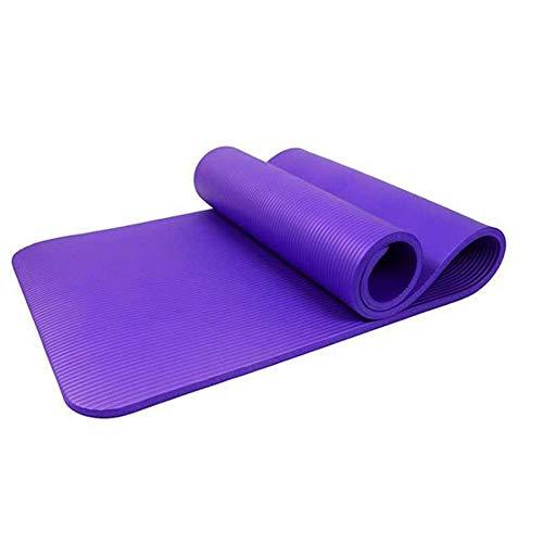 Yoga Mat Dikke Non-slip 15 mm NBR Verbreding Multifunctionele Sport Fitness Siesta Mat