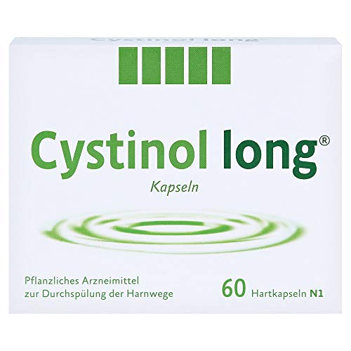 CYSTINOL long Kapseln 60 St