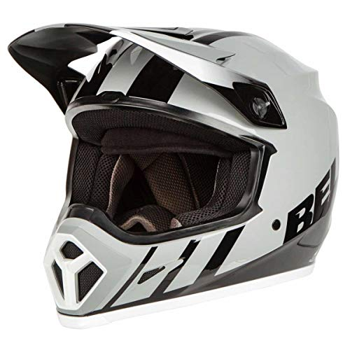 BELL Motocross-Helm MX-9 MIPS Grau Gr. M