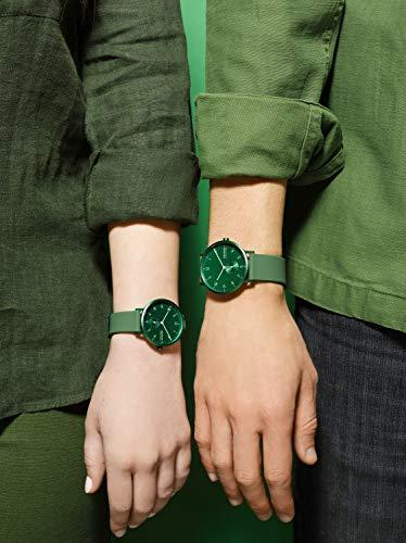 [スカーゲン]腕時計AARENSKW6545メンズ正規輸入品グリーン
