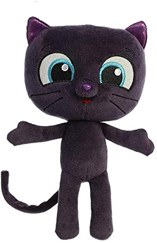Runner-apparatuur True en de Rainbow Koninkrijk Protagonist Complete Pluche Toy: Cartoon Purple Cat Zee Rainbow King…