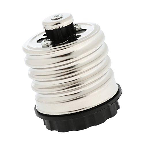 Sharplace E40 A E27 LED Luz Tornillo Bombilla Casquillo Bulb Socket Adaptador...