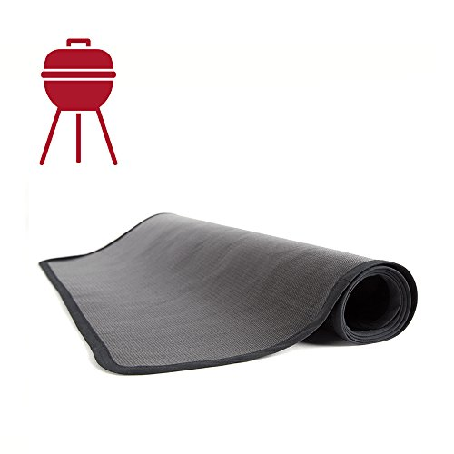 Texfire Flame resistant mat for barbecue (50 x 100 cm)