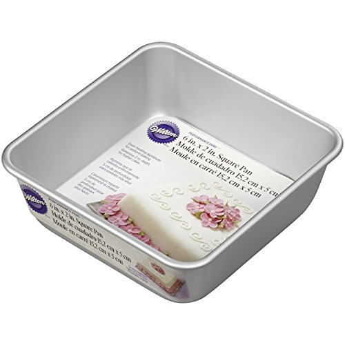 Wilton Performance Pans 6quot Square