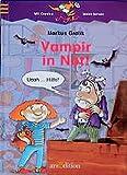 Vampir in Not! (Känguru - Mit Comics lesen lernen!) - Markus Grolik