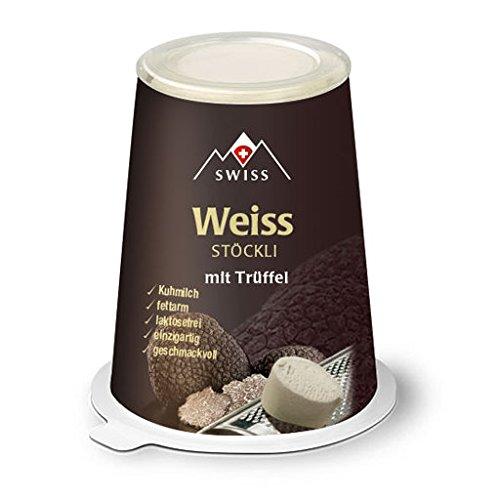 Swiss Weiss Stöckli mit Trüffel Schweizer Reibekäse 100g