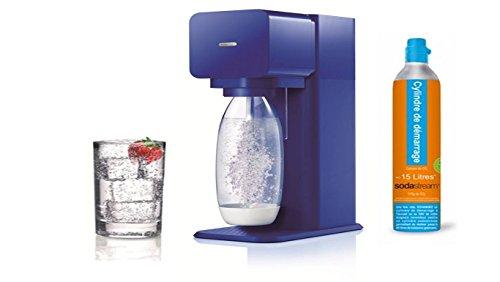Sodastream Play Machine à eau pétillante et soda Bleu