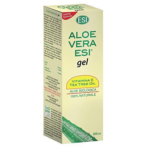 Esi Aloe Vera Gel Vit. E + Tea Tree Oil - 200 ml - 250 gr