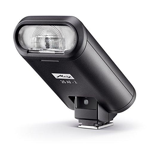 Metz Mecablitz 26 AF-2 digital - Flash para cámara Fuji, color negro