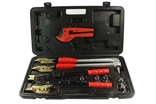 Schiebehülsenwerkzeug, Presszange, Aufweitzange, Presswerkzeug Wekzeug für TECE TECEflex Schiebhülsen