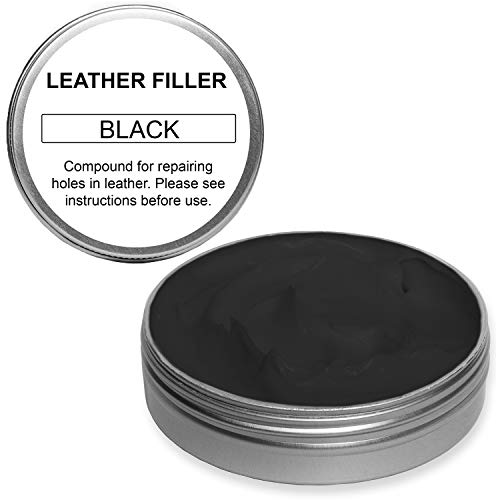 Scratch Doctor Leather Filler Repair Compound Suitable for Filling Holes...