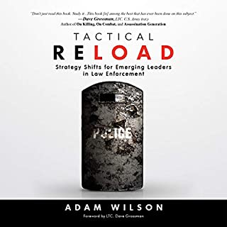 Tactical Reload: Strategy Shifts for Emerging Leaders in Law Enforcement audiobook cover art