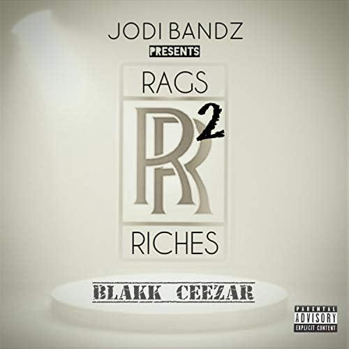 Blakk Ceezar and Jodi Bandz