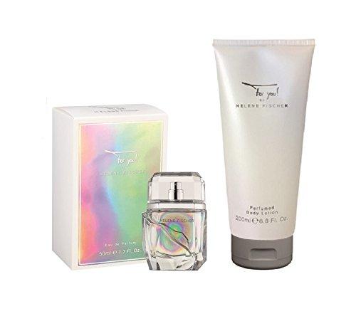 For you! by HELENE FISCHER Body Lotion 200 ml + Eau de Parfum Spray 50 ml