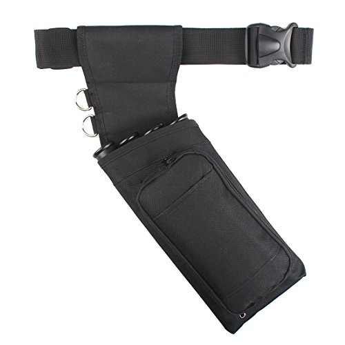 KRATARC Archery Arrow 4 Tube Field Quiver Pocket Hip Waist Quiver with...