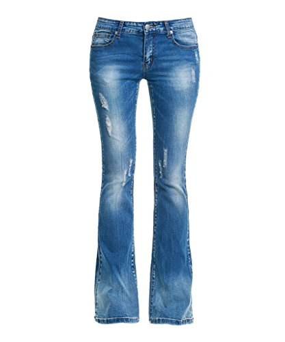 Dressation -  Jeans  - Jeans boot cut - Donna